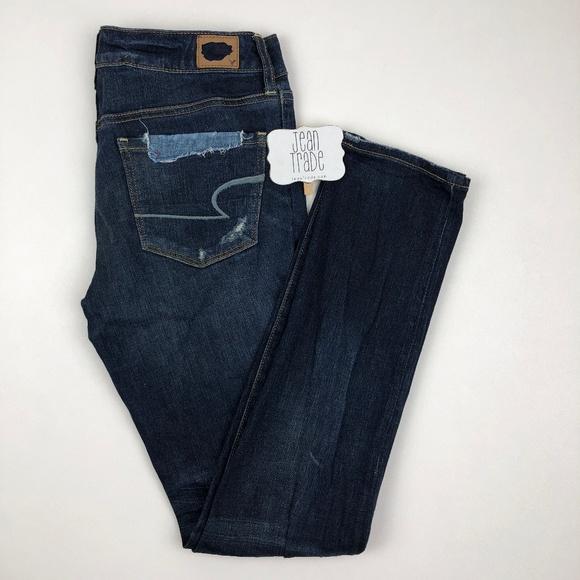American Eagle Outfitters Denim - AEO American Eagle Skinny Jean